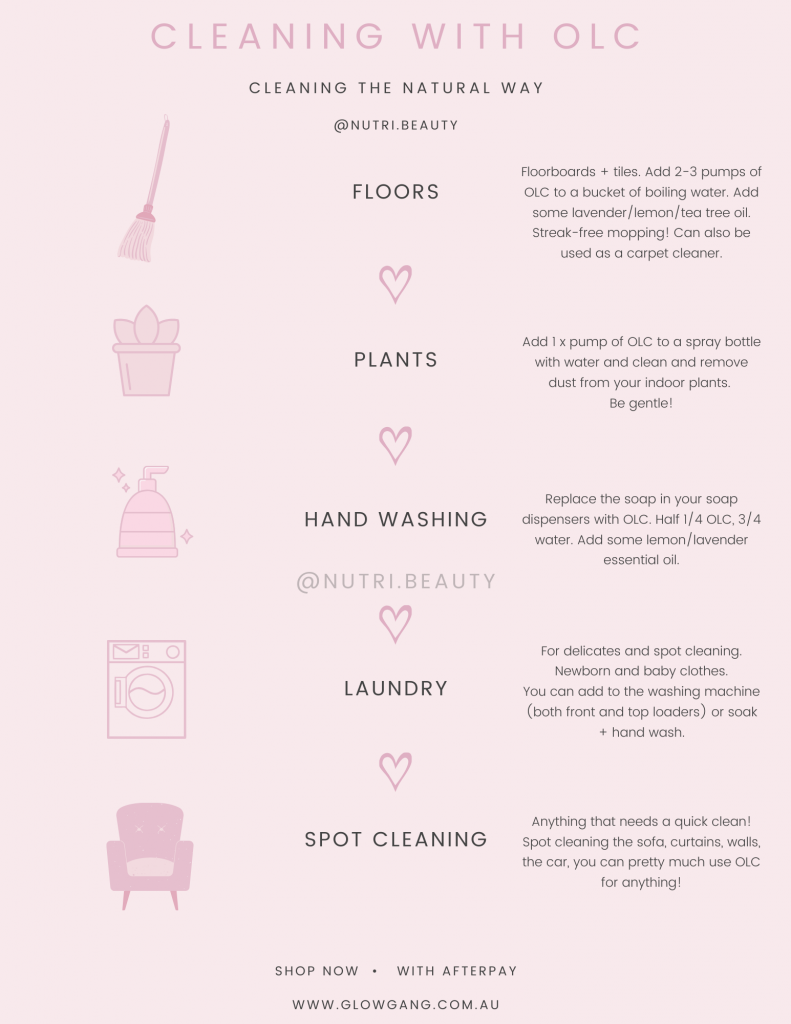 OLC Cleaning Guide 2