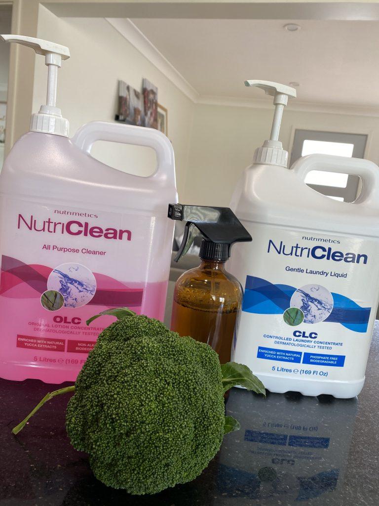 Nutrimetics nutri-clean OLC CLC